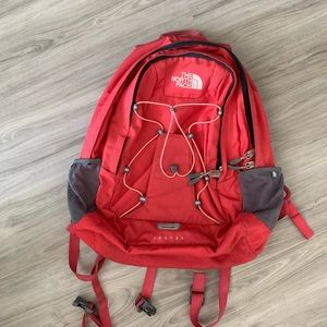 Northface coral Jester backpack
